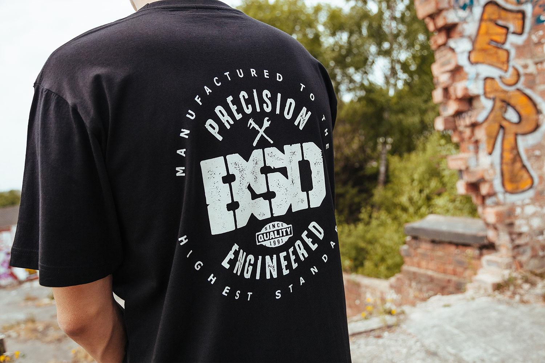 'Engineered' Tshirt