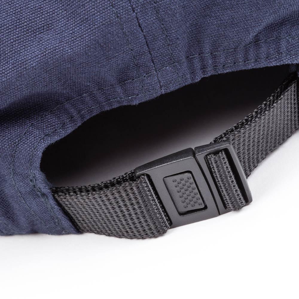 Adjustable strap.