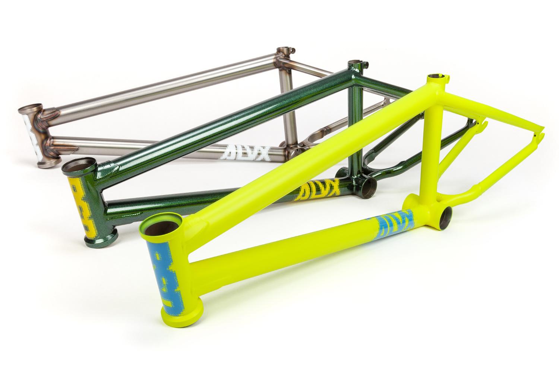 The new ALVX AF frame.