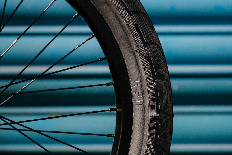 Folding kevlar Donnstreet tires