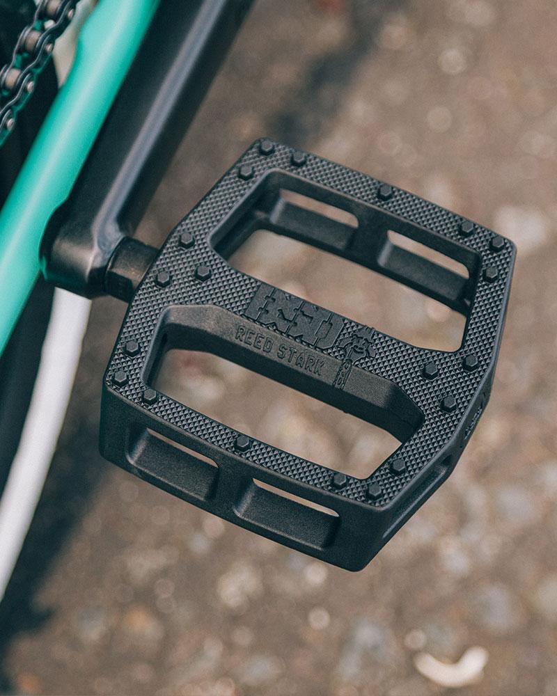 Safari pedals
