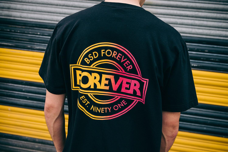 BSD 'Fade' Tshirt