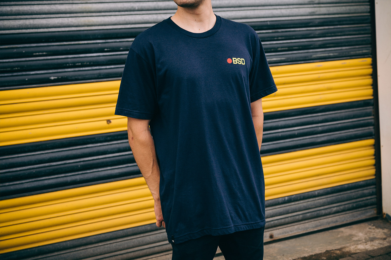 BSD 'Eject' Tshirt