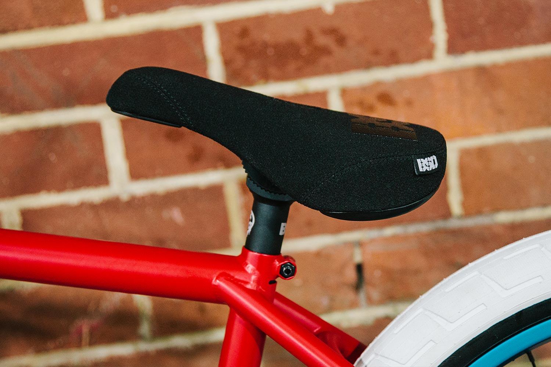 BSD logo seat...