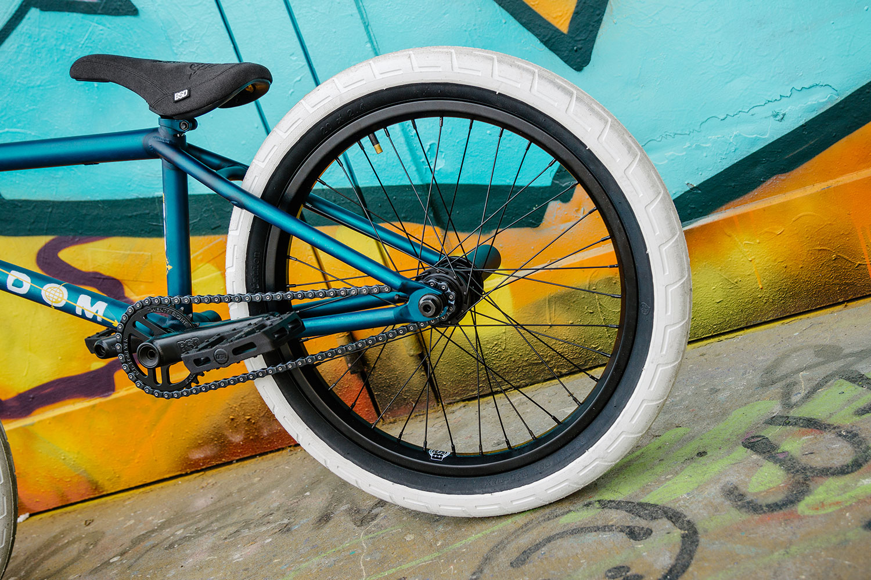 Swerve x Aero Pro rear wheel