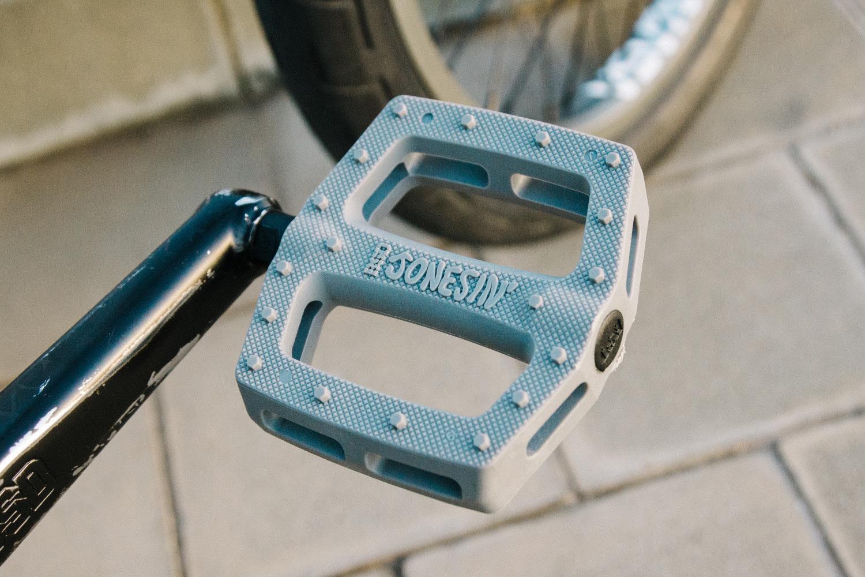 The new Jonesin' pedal