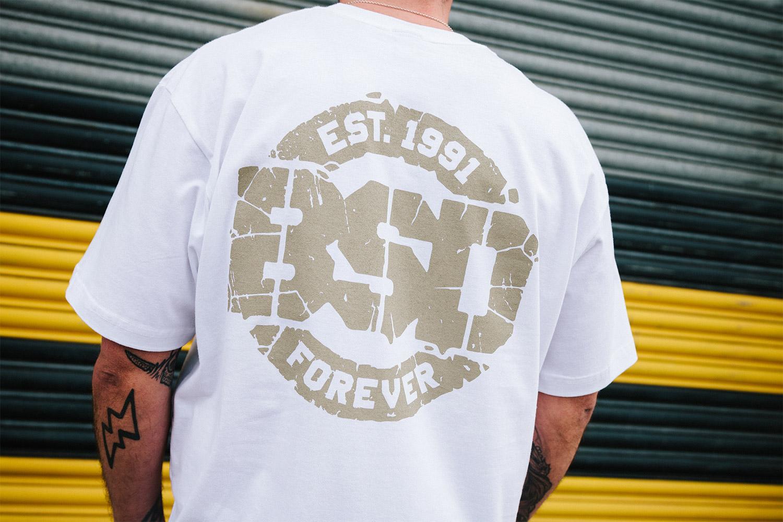BSD 'Fragment' T-Shirt
