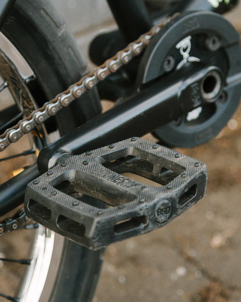 Jonesin' pedals