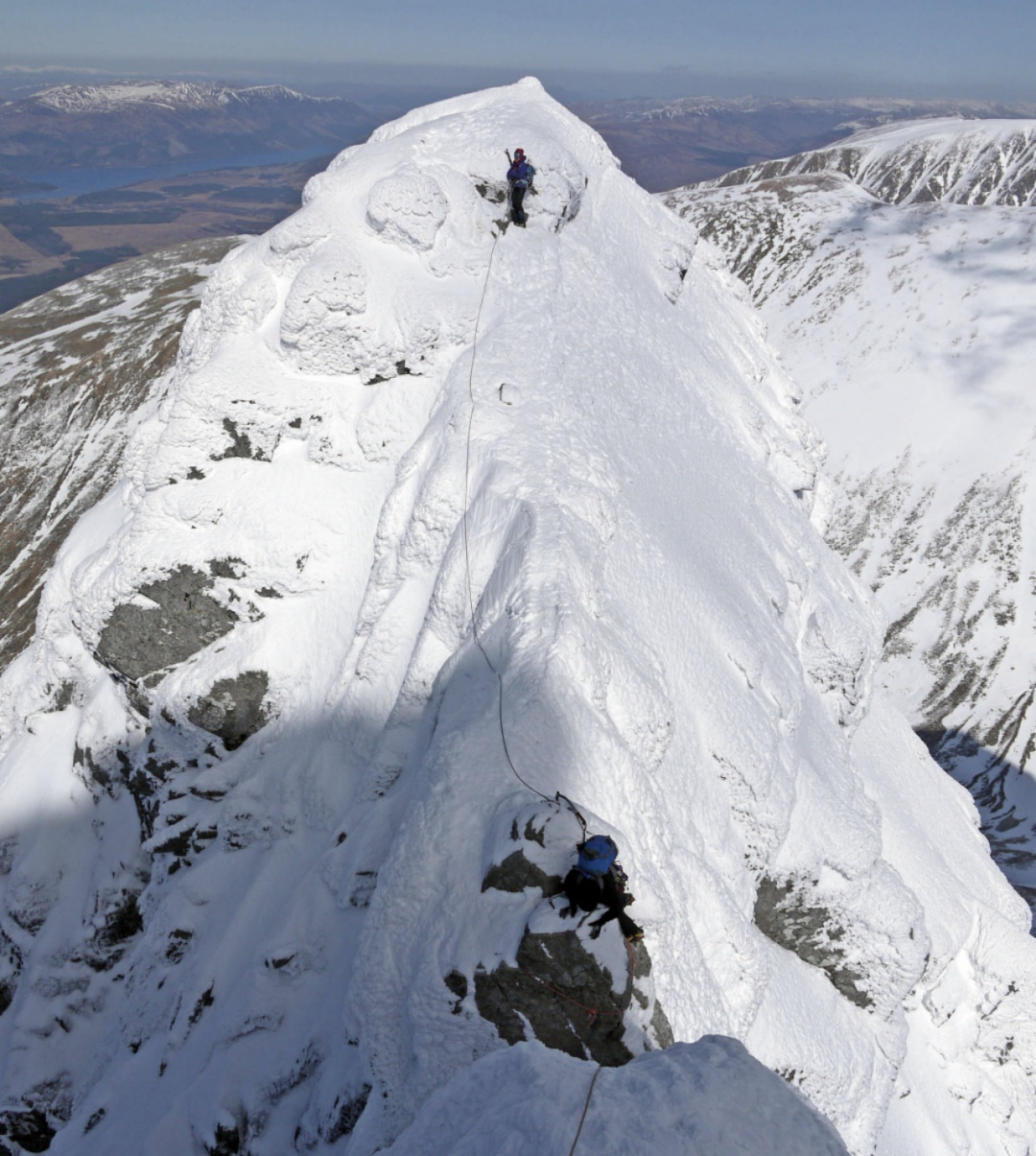 Tower Gap on Tower Ridge
